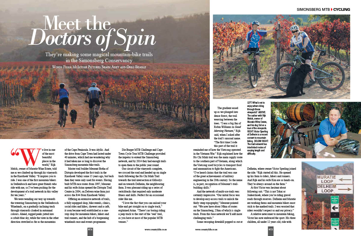 MTB- Country Life article-1