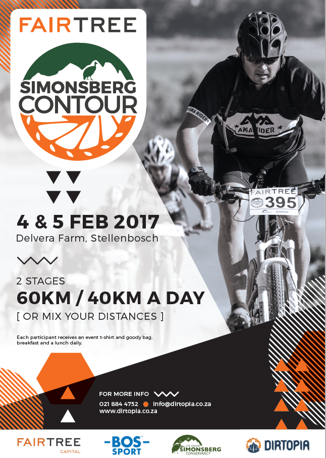 Fairtree Simonsberg Contour launch 2017